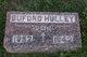 Buford Hulley
