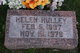 Helen Hulley