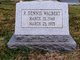 R. Dennis Walbert
