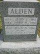 Allen Jones Alden
