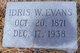 Idris William Evans