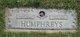 John E Humphreys