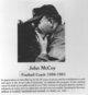 "Profile photo:  John Paul ""Coach"" McCoy"