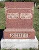 Martha Ann <I>Coleman</I> Scott