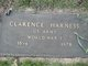 Clarence Harness