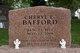 Cheryl E. Bufford