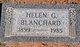 Helen G. Blanchard