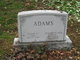 "Mrs Elizabeth Ann ""Betsey"" <I>Sedor</I> Adams"