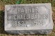 "Profile photo:  Michael ""Mike"" Baldes, II"