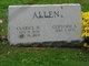 """Clarice H. """"Claire"""" <I>Zeiner</I> Allen"""