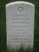 Profile photo:  George Aberdeen Ironside