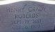 Henry Grady Roberds