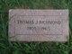 Thomas J. Richmond