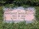"""Margaret Irene """"Maggie"""" <I>Bailey</I> Barrington"""