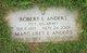 PVT Robert Lewis Anders