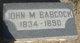 Profile photo:  John M. Babcock