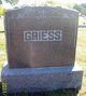 Margaretha <I>Horst</I> Griess