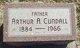 Arthur Anthony Cundall