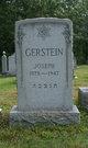 Profile photo:  Joseph Gerstein