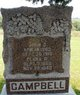 Profile photo:  Clara Bell <I>Brooks</I> Campbell