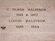 "Clarence Elmer ""Elmer"" Walstrom"