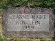 Jean Marie Hoellein