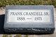 Frank Crandell, Sr