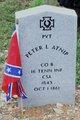 Pvt Peter L. Atnip