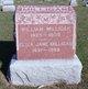 Eliza Jane <I>Dunn</I> Milligan