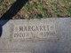"Profile photo:  Margaret ""Peggy"" <I>Brown</I> Carpenter"