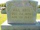 """William Harrison """"Bill"""" Abel"""