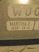 Martha Elizabeth <I>Boyd</I> Woody
