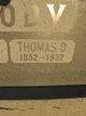 "Thomas Drew ""T.D."" Woody"