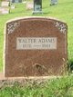 Profile photo:  James Walter Adams