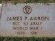 James P Aaron