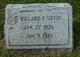 Willard F. Giffin