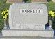 Profile photo:  Harold Barrett