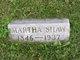Martha <I>Ashton</I> Shaw