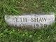 Seth Shaw