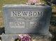 Eva Belle <I>Felts</I> Newsom