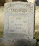 Profile photo:  Rose <I>Greene</I> Anderson