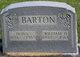 Dona May <I>Miller</I> Barton