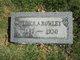 Eunice A. Rowley