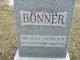 Rebecca J. <I>Wilcox</I> Bonner