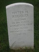 Profile photo:  Hyter H Ruggles