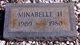 Minabelle H. Bennett