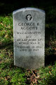 SGT George R Aggott