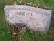 Lulu M. <I>Siniff</I> Abbott