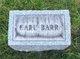 Carl Barr