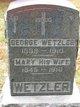 Profile photo:  George Wetzler
